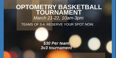 NSU Optometry Basketball Tournament