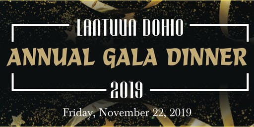 Annual Gala Dinner - 2019 by Lantuun Dohio