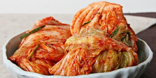 Barrel + Brine Kimchi 101