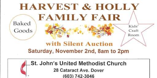 Harvest and Holly Family Fair