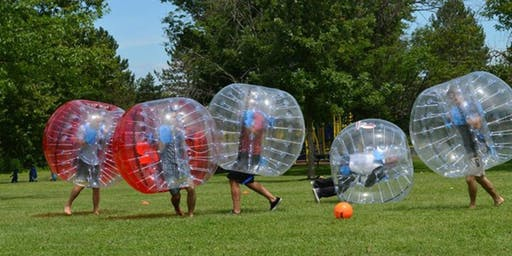 TAP-SD: Let's Play Bubble Soccer