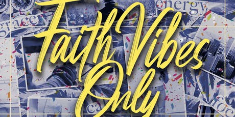 The Urban Her presents: 2nd Annual Faith Vibes Only Vision Board Brunch tickets