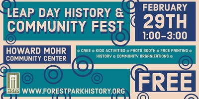 Leap Day History & Community Festival