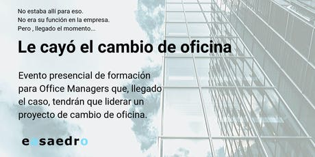 Le Cayó el Cambio de Oficina (Madrid) entradas