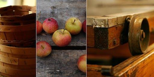 Sweetland Orchard Cider & Snack Food Pairing