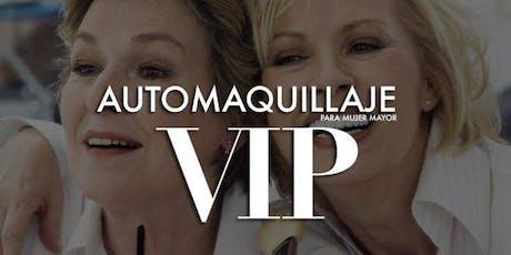 Automaquillaje VIP • 2 Días • Vega Baja tickets