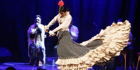 FLAMENCO SHOW THEATRE BARCELONA CITY HALL (6pm) entradas