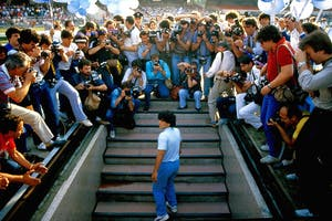 Diego Maradona - Post Office