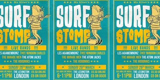Mz Siren's Surf Stomp