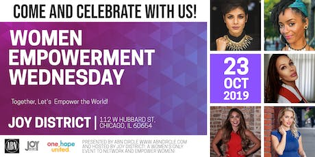 Women Empowerment Wednesday tickets