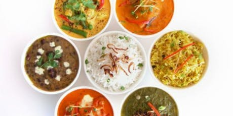 Indian Cooking: Authentic & Healthy Vegetarian Dishes with Farzana	 tickets