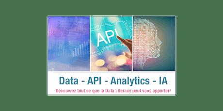 Data Literacy Meetup billets