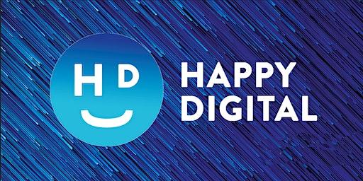 HAPPY DIGITAL - Otto stuzzicanti assaggi di trasformazione digitale