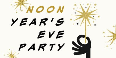 Noon Year's Eve Party for Children