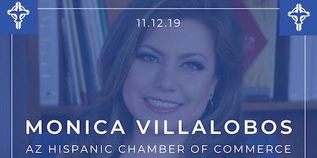 YCP Phoenix - Executive Speaker Series: Monica Villalobos tickets