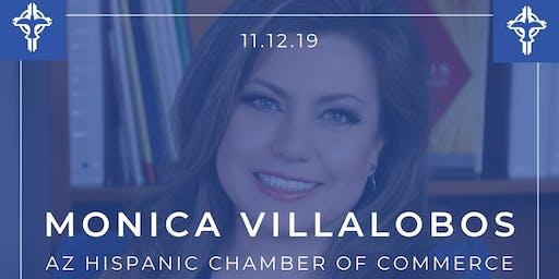 YCP Phoenix - Executive Speaker Series: Monica Villalobos