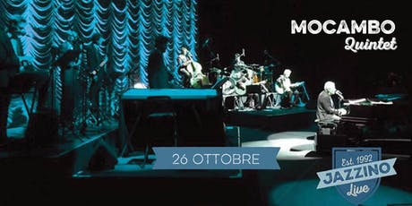 Mocambo Quintet - Live at Jazzino tickets