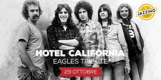Hotel California - Live at Jazzino