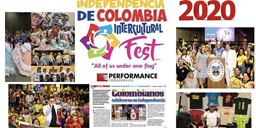 Independencia De Colombia En Atlanta