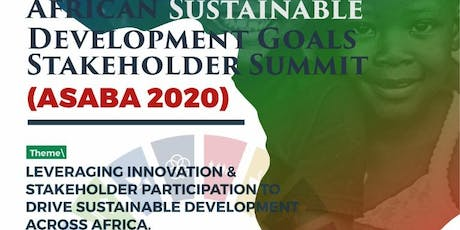 African SDGs Stakeholders Summit tickets