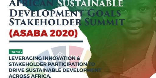 African SDGs Stakeholders Summit & Innovation Show