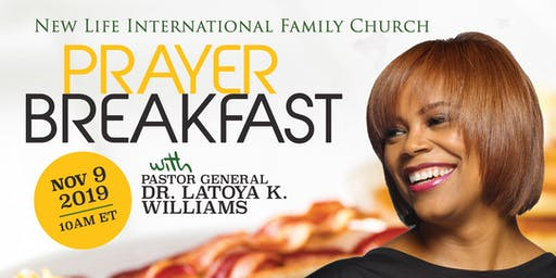 Prayer Breakfast 2019