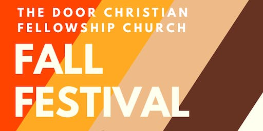 Fall Festival - The Door Christian Fellowship Church