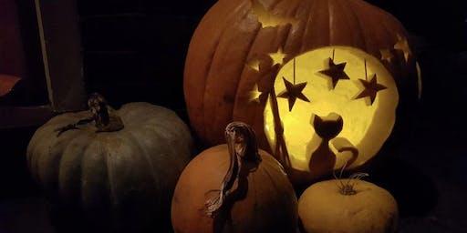 Pumpkin Carving - 19.30pm