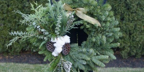 Winter Wreaths with Alice's Table tickets