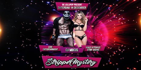 Stripper Mystery tickets