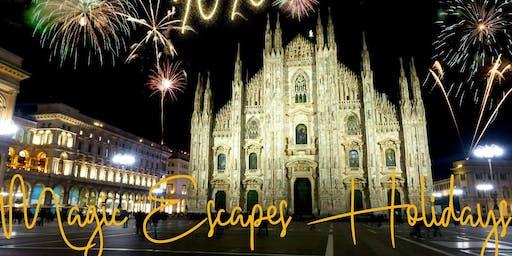 New Year's Eve 2020 at Armani Hotel Milan
