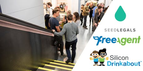 Silicon Drinkabout Halloween Party with SeedLegals and FreeAgent tickets