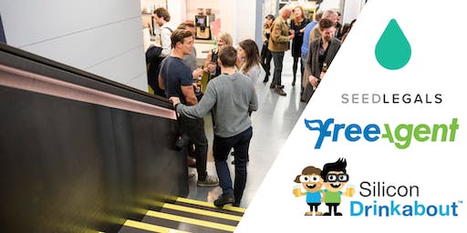 Silicon Drinkabout Halloween Party with SeedLegals and FreeAgent