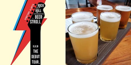 Rock 'n Roll Beer Stroll 2019 - Downtown Alameda tickets