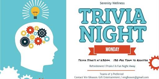 Trivia Team Building at Serenity Wellness