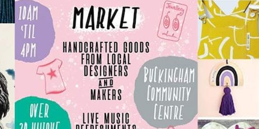 Buckingham Meet the Makers Market
