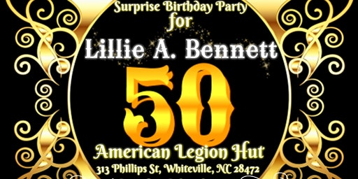 Surpise Birthday Party