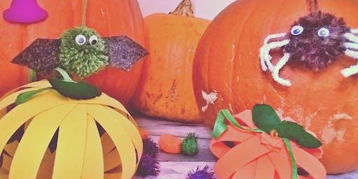 Halloween Craft Morning