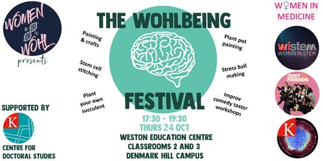 The Wohlbeing Festival tickets