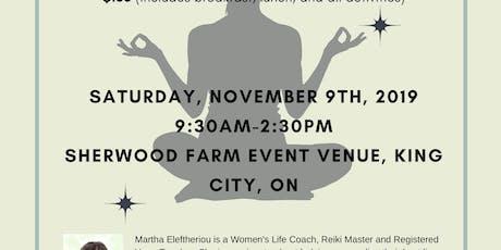 Empowered Women Day Retreat (one ticket left) tickets