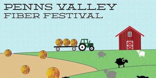 Penns Valley Fiber Festival 2019