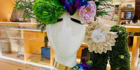 """Art Basel"" Inspired Fresh Floral Arrangement at Time Out Market Miami tickets"