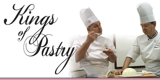 Kings of Pastry + Vedi Patisserie