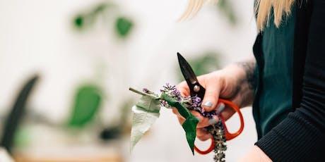Garden Sessions Workshops I Door Wreaths tickets