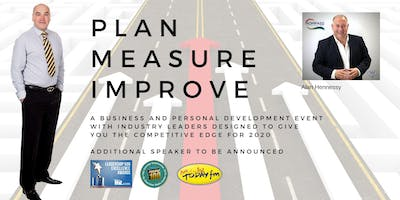 Plan. Measure. Improve.