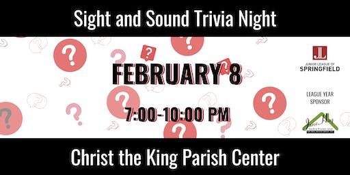 Sight and Sound Trivia Night