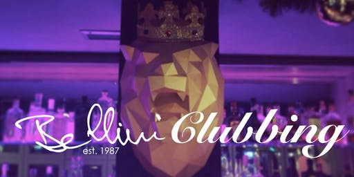 Bellini Christmas Clubbing