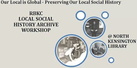Our Local Is Global - Preserving Our Local Social History tickets