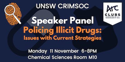 Policing Illicit Drugs: Issues with Current Strategies