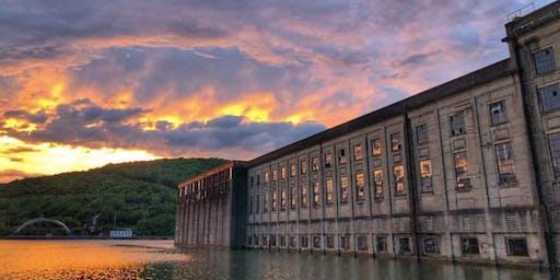 Overnight Investigation at Hales Bar Dam
